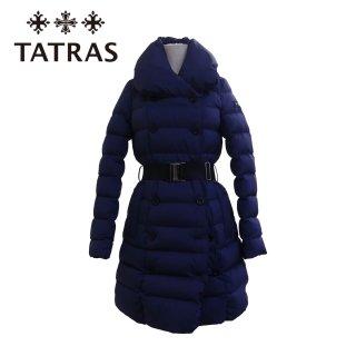 TATRAS LADIES タトラスレディース AGOGNA ダウンコート ウェストベルト 艶消しマット LTA20A4697<br>の商品画像