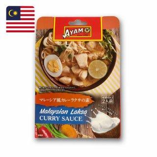 アヤム マレーシア風カレーラクサの素<br>の商品画像