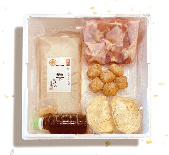 【家庭用】鶏鍋セット