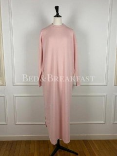 <i><b>『WINTER SALE』</i></b><br>BED&BREAKFAST<br>Super140s Wool Waffle BIG DRESS<br>