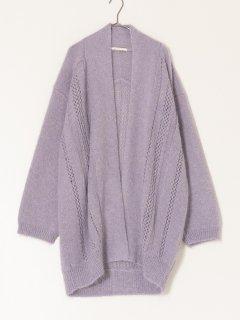 『ne Quittez pas』<br>Wool Mohair Gown<br>