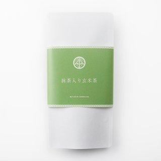 抹茶入り玄米茶 ティーバッグ(3g×10個入)