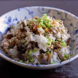 熊本県産 地鶏飯の素