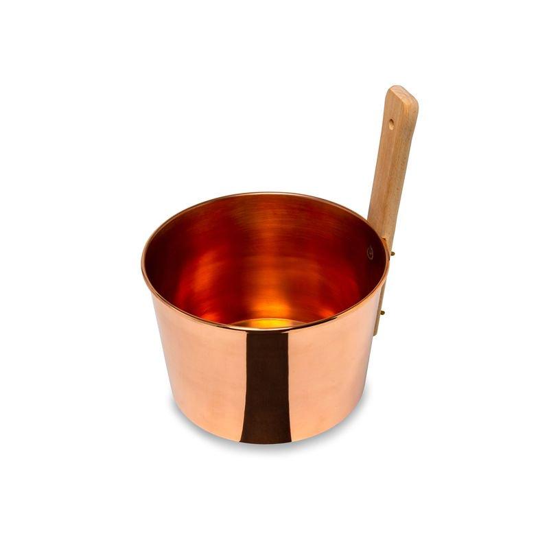 コッパーロウリュ桶