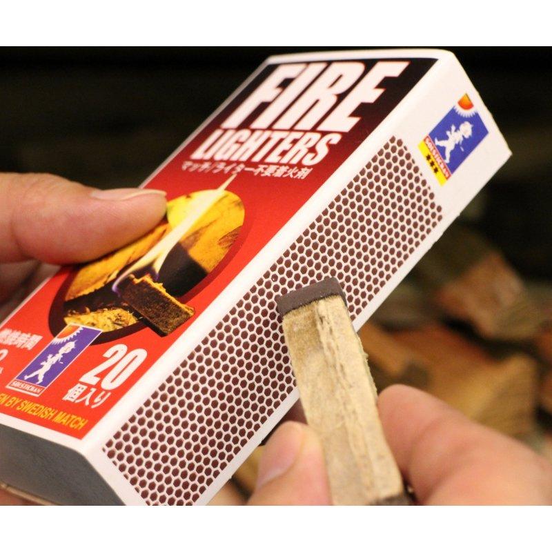 Fire Lighters / ファイヤーライター