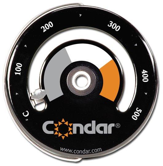 Condarストーブ温度計