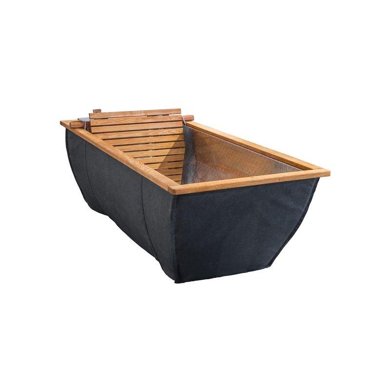 薪風呂Bohemen(ボヘメン)専用 浴槽断熱カバー