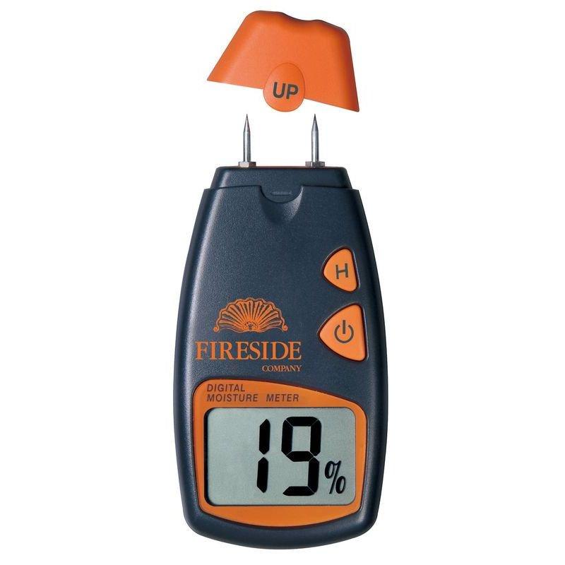 ファイヤーサイド デジタル含水率計 Fireside Digital Moisture Meter