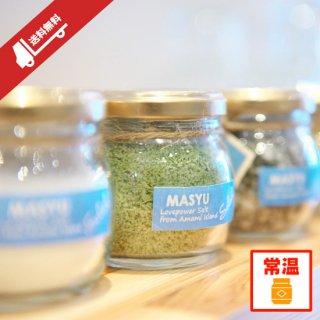 【常温】贈答用奄美の塩「ましゅ」3種セット(送料無料)