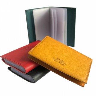 ミネルバボックス ブック型カードケース