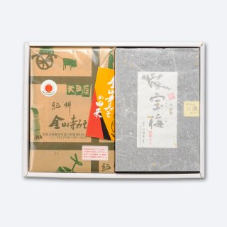 宝梅330g・金山寺味噌450g SK-30