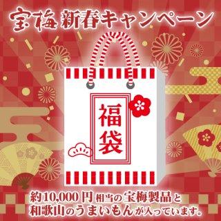 新春キャンペーン 宝梅 福袋 FKB-55