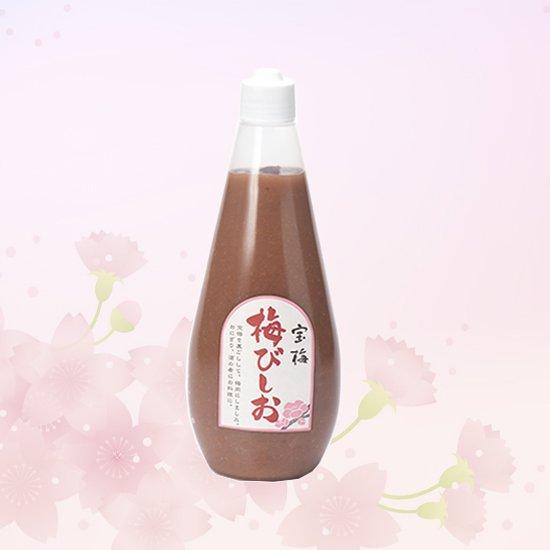 宝梅【梅びしお】お徳用チューブ入 UBT-18 商品画像