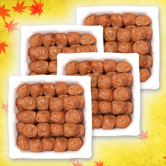 宝梅 蜂蜜入り 600g(ご自宅用)4パックセット EST-100 商品画像