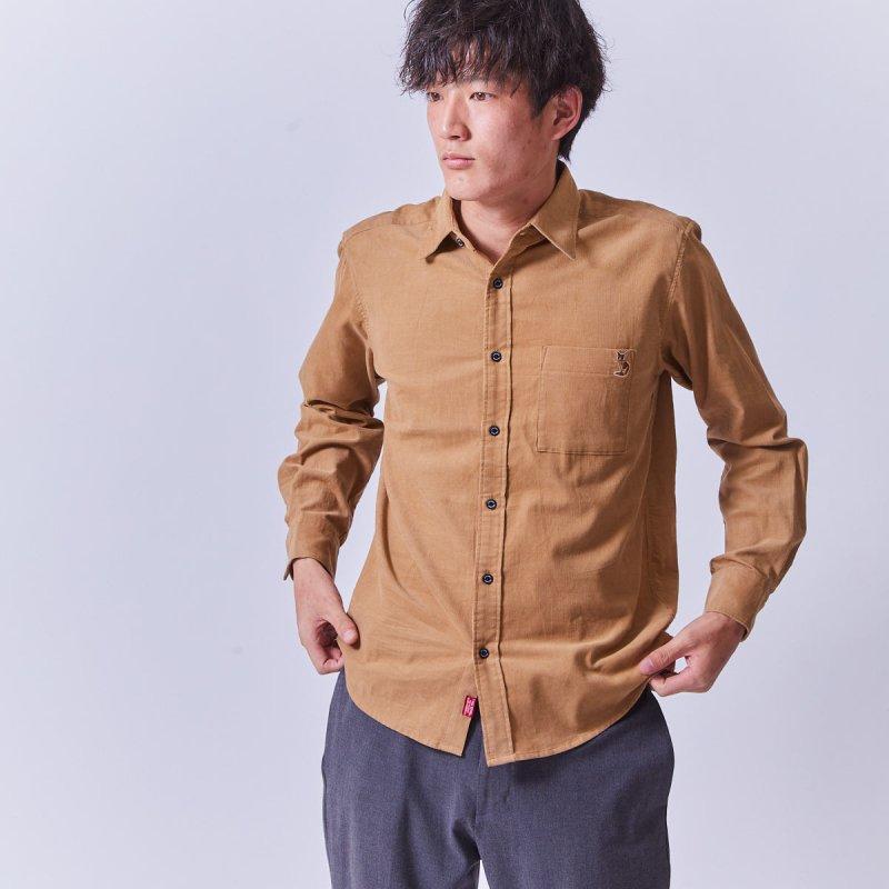 メンズ レギュラーシャツ