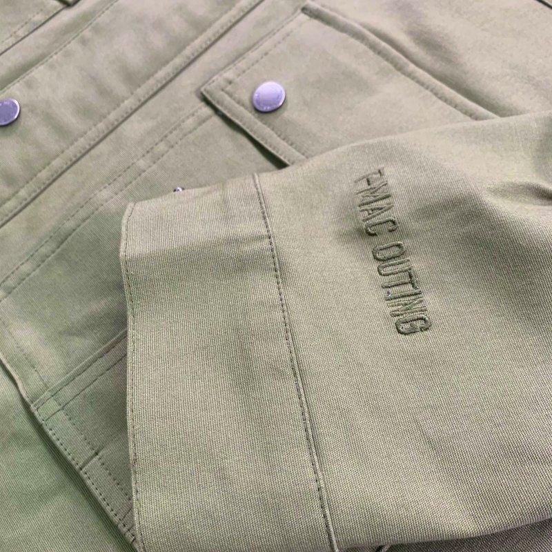 メンズ キャンピングジャケット