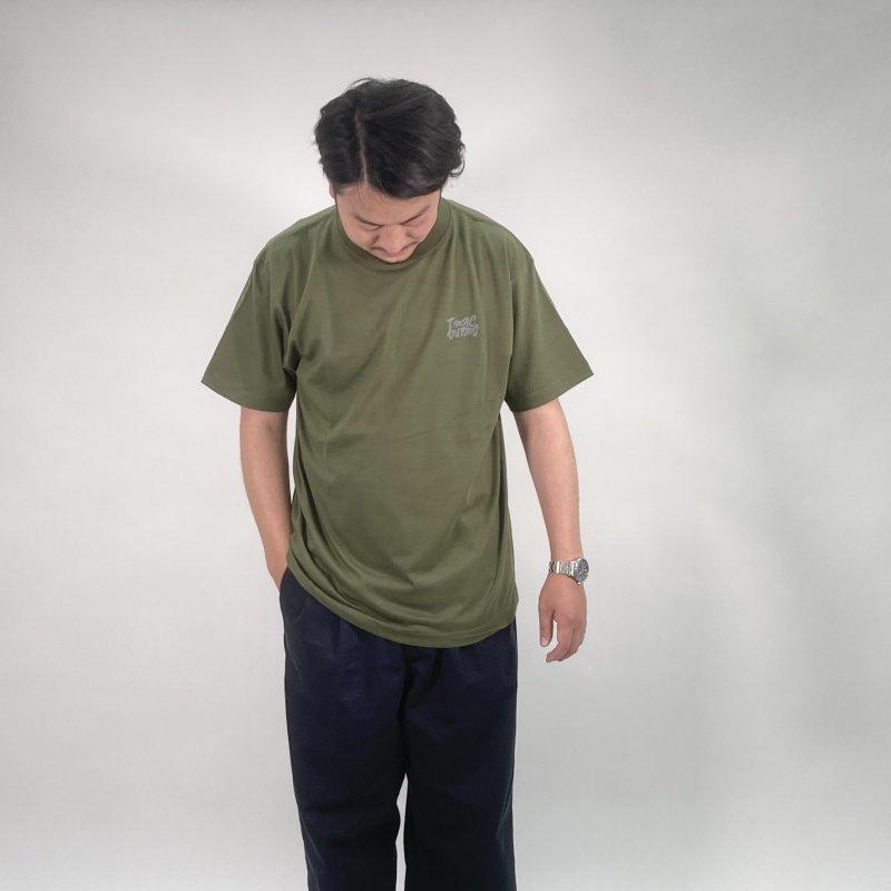 メンズ 魚釣りTシャツ