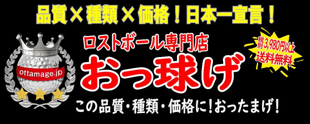 ロストボール専門店「おっ球げ」