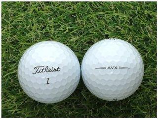 【ランク B級 】 タイトリスト AVX 2020年モデル ホワイト 1球 (01-03-02-00-B-001)