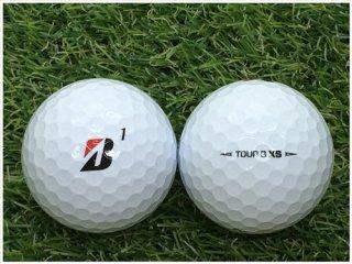 【ランク C級 】 ブリヂストン TOUR B XS 2020年モデル コーポレートカラー ホワイト 1球 (02-01-03-02-C-001)
