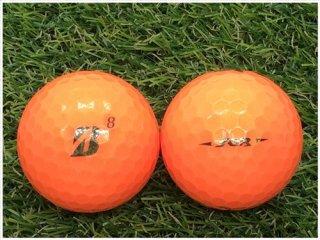 【ランク A級マーカー 】 ブリヂストン TOUR B JGR 2018年モデル オレンジ 1球 (02-05-01-10-M-001)