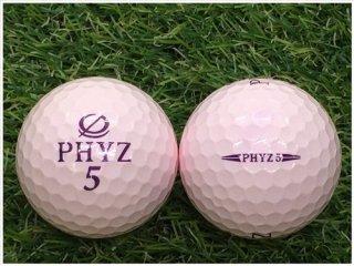 【ランク C級 】 ブリヂストン PHYZ 2019年モデル パールピンク 1球 (02-14-04-30-C-001)