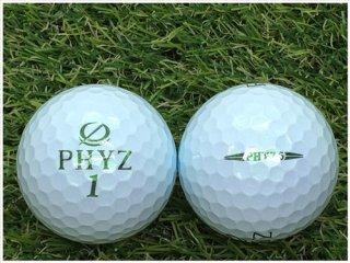 【ランク C級 】 ブリヂストン PHYZ 2019年モデル パールグリーン 1球 (02-14-04-60-C-001)
