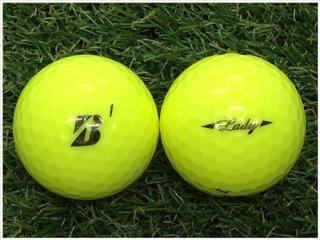 【ランク S級 】 ブリヂストン LADY 2015年モデル Bマーク イエロー 1球 (02-23-01-20-S-001)