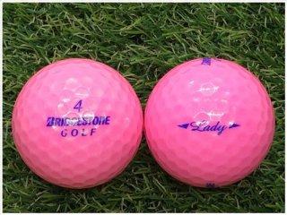 【ランク S級 】 ブリヂストン LADY 2015年モデル ピンク 1球 (02-23-01-31-S-001)