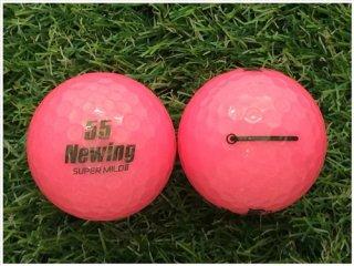 【ランク S級 】 ブリヂストン Newing SUPER MILD �2019年モデル ピンク 1球 (02-26-07-30-S-001)