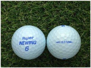 【ランク A級マーカー 】 ブリヂストン SUPER NEWING LS330 パールブルー 1球 (02-27-03-60-M-001)