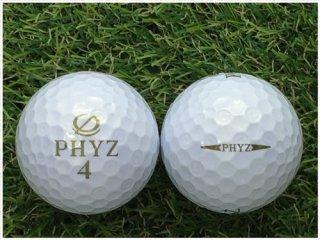 【ランク S級 】 ツアーステージ NEW PHYZ 2013年モデル パールホワイト 1球 (03-01-01-01-S-001)