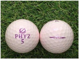 【ランク S級 】 ツアーステージ NEW PHYZ 2013年モデル パールピンク 1球 (03-01-01-30-S-001)