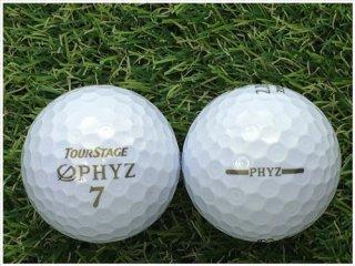 【ランク S級 】 ツアーステージ PHYZ 2011年モデル パールホワイト 1球 (03-02-01-01-S-001)