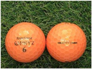 【ランク A級マーカー 】ツアーステージ PHYZ 2011年モデル シャイニーオレンジ 1球 (03-02-01-10-M-001)
