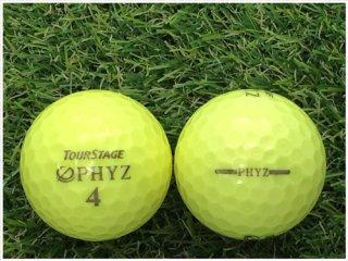 【ランク S級 】 ツアーステージ PHYZ 2011年モデル シャイニーイエロー 1球 (03-02-01-20-S-001)