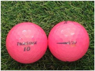【ランク S級 】 ツアーステージ V10 2012年モデル スーパーピンク 1球 (03-04-03-30-S-001)