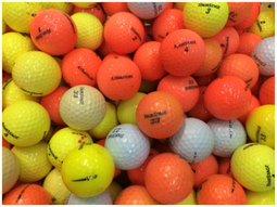 【ランク B級 】 ツアーステージ カラーシリーズ混合 カラー混合 30球セット (03-15-01-80-B-030)