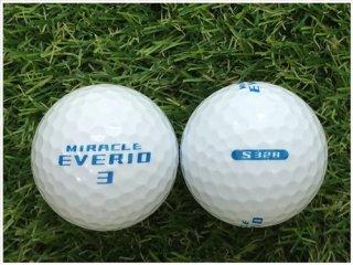 【ランク S級 】 ダンロップ MIRACLE EVERIO S328 ライトブルー 1球 (04-04-01-00-S-001)