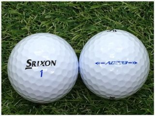 【ランク S級 】 スリクソン AD333 2018年モデル ホワイト 1球 (05-10-03-00-S-001)