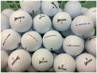 【ランク S級 】 スリクソン シリーズ混合 ホワイト 30球セット (05-13-02-00-S-030)
