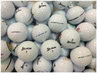 【ランク A級マーカー 】スリクソン シリーズ混合 ホワイト 30球セット (05-13-02-00-M-030)