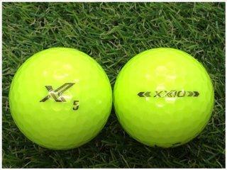 【ランク S級 】 XXIO X(エックス) 2019年モデル ライムイエロー 1球 (06-01-01-20-S-001)