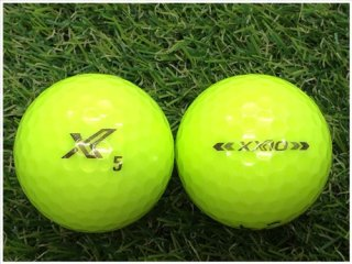 【ランク A級マーカー 】XXIO X(エックス) 2019年モデル ライムイエロー 1球 (06-01-01-20-M-001)
