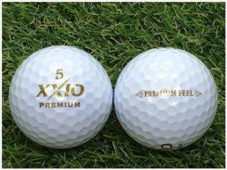 【ランク B級 】 XXIO PREMIUM FEEL 2018年モデル ロイヤルゴールド 1球 (06-03-04-00-B-001)