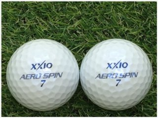 【ランク B級 】 XXIO AERO SPIN 2013年モデル ロイヤルブルー 1球 (06-06-01-02-B-001)