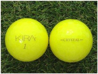 【ランク B級 】 キャスコ KIRA CRYSTAL 2018年モデル イエロー 1球 (09-01-01-20-B-001)