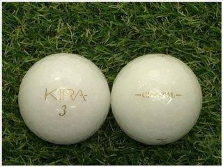 【ランク A級マーカー 】 キャスコ KIRA CRYSTAL 2018年モデル ホワイト 1球 (09-01-01-00-M-001)