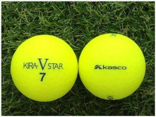 【ランク A級マーカー 】 キャスコ KIRA STAR V 2017年モデル マットカラーイエロー 1球 (09-03-01-20-M-001)
