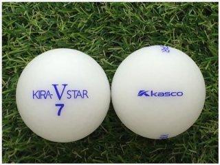 【ランク A級マーカー 】 キャスコ KIRA STAR V 2017年モデル マットカラーホワイト 1球 (09-03-01-00-M-001)